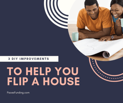3 DIY Improvements to Help You Flip a House