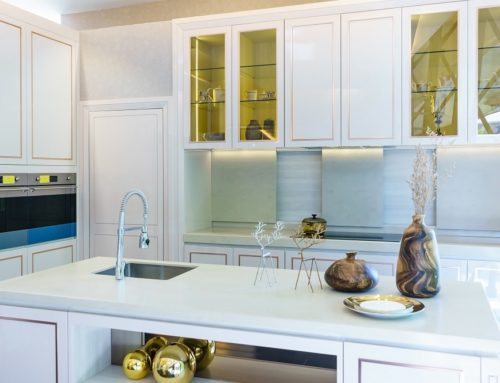 Under-Cabinet Lighting Makes a Home Feel More Expensive