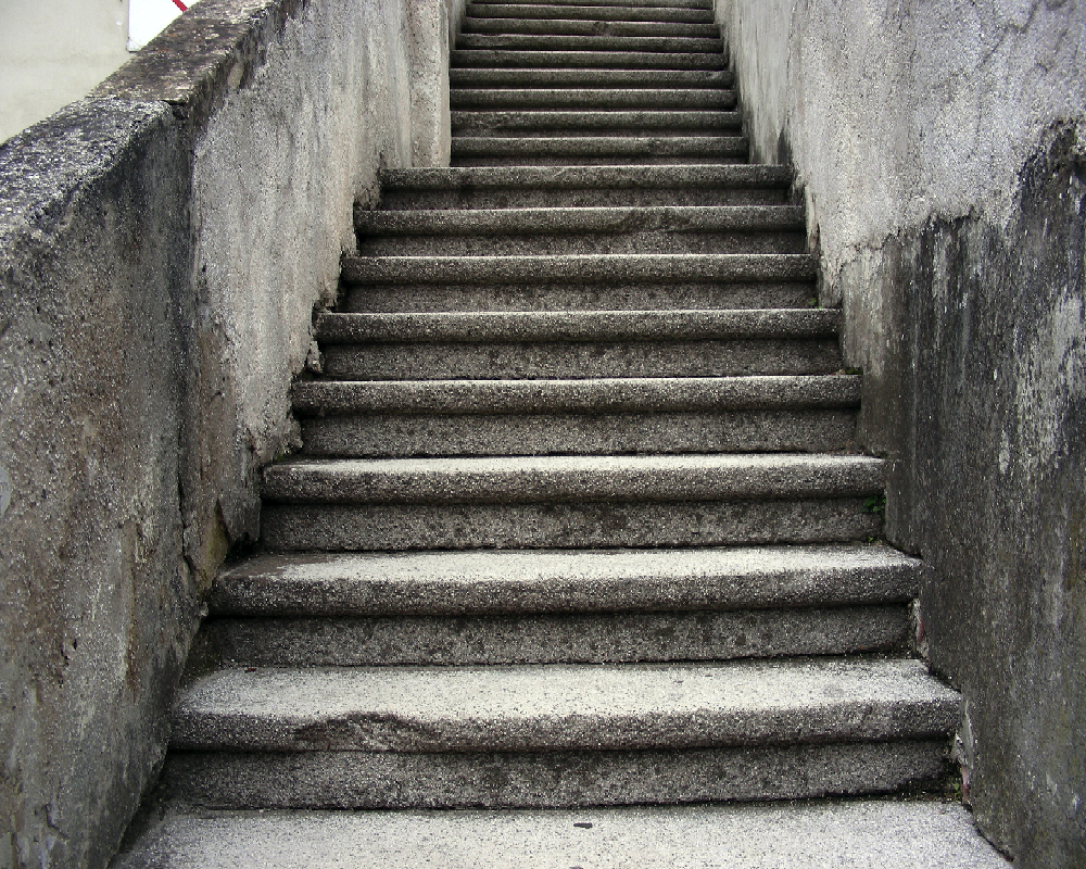 Want to Paint Your Boring Concrete Steps? Do This, and Not That